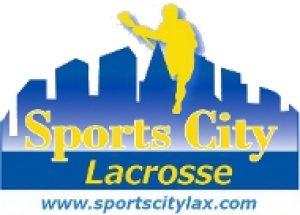 Sports city lax logo