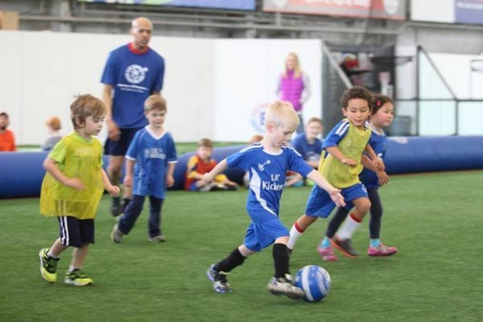 Lil Kickers Soccer 023w